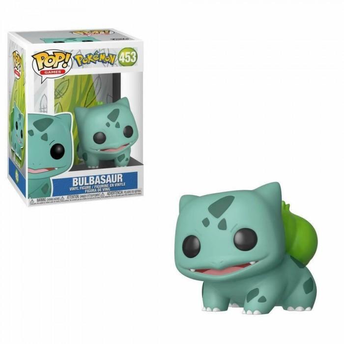Funko Pop! Exclusive Figure Bulbasaur Pokémon RARO - SUBITO DISPONIBILE!