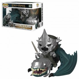 Funko Pop! Figure Witch King with Fellbeast Lord of the Rings