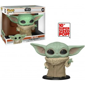 Funko Pop! Exclusive The Child (Baby Yoda) The Mandalorian SUPERSIZE