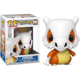 Funko Pop! Exclusive Figure Cubone Pokémon RARO - DAL 21 GIUGNO