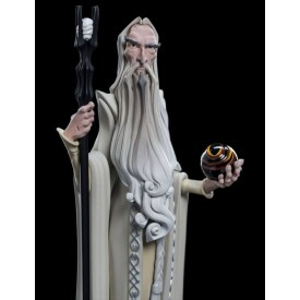 Statuetta Figure Mini Epics Saruman Lord of The Rings