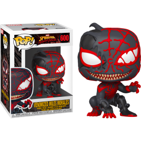 Funko Pop! Figure Venomized Miles Morales (Spider Man) Marvel