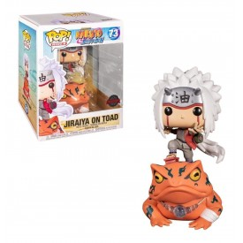 Funko Pop! Exclusive Jiraya On Toad Naruto Shippuden RARO DISPONIBILE!