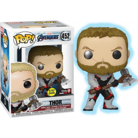 Funko Pop! Exclusive Figure Thor (Chrome) Marvel