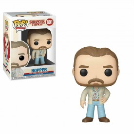 Funko Pop! Figure Hopper (Date Night) Stranger Things (Season 3)