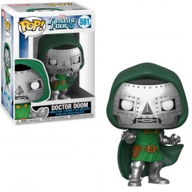 Funko Pop! Doctor Doom Fantastic 4 Marvel