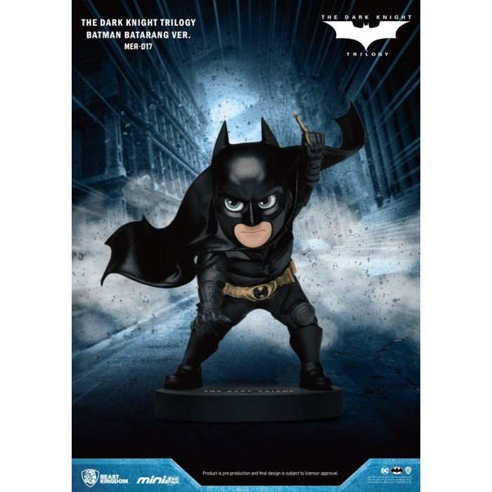 Figure Mini Egg Attack Batman (Batarang) Batman Dark Knight DC Comics