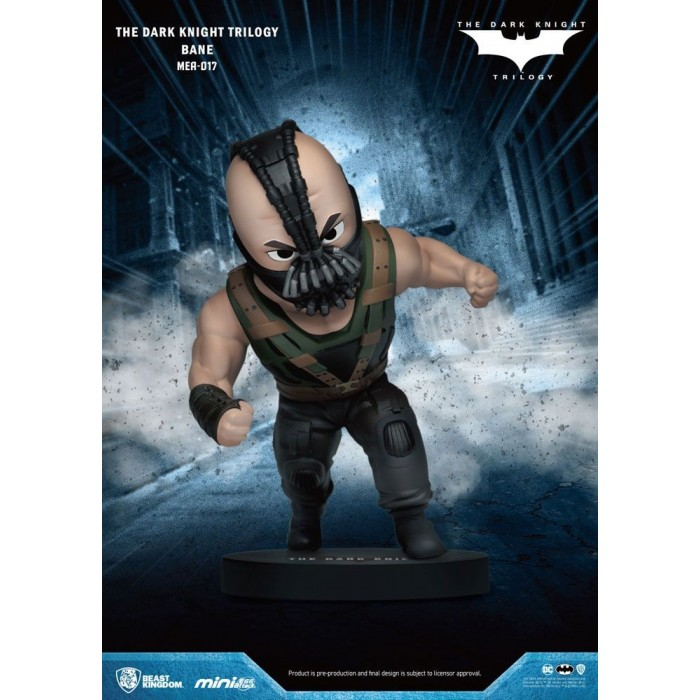 Figure Mini Egg Attack Bane Batman Dark Knight DC Comics