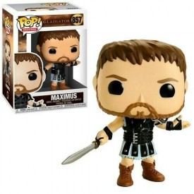 Funko Pop! Figure Maximus The Gladiator
