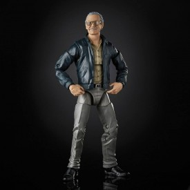 Action Figure Statuetta Stan Lee Marvel Legends Avengers