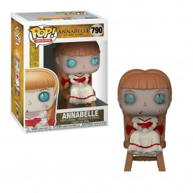Funko Pop! Figure Annabelle (on Chair) Annabelle Comes Home