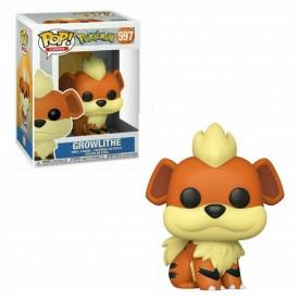 Funko Pop! Exclusive Figure Growlithe Pokémon RARO - DISPONIBILE!!!