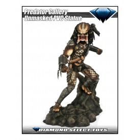 Action Figure Unmasked Predator Deluxe SDCC 2020 Exclusive Diamond Sel