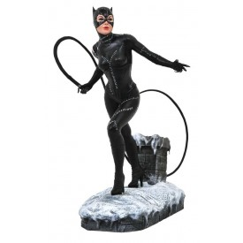 Statuetta Diorama Figure Catwoman Batman DC Comics Gallery