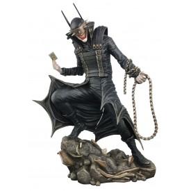 Statuetta Diorama Figure Batman Who Laughs DC Comics Diamond Select