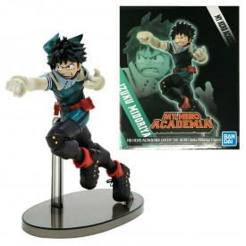 Banpresto Enter The Hero Figure Izuku Midoriya Deku My Hero Academia