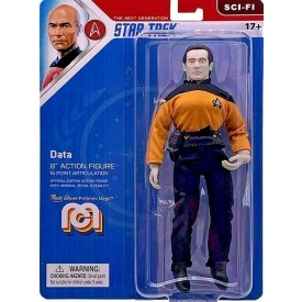 Action Figure MEGO Data Star Trek The Next Generation