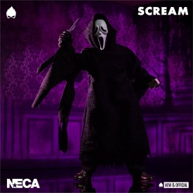 Action Figure NECA GhostFace Scream Retro