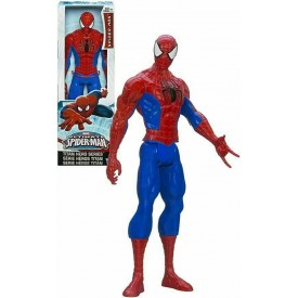 Action Figure Titan Hero Series Spider Man Marvel Avengers