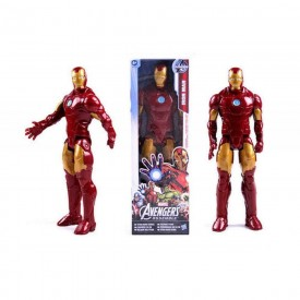 Action Figure Titan Hero Series Iron Man Marvel Avengers