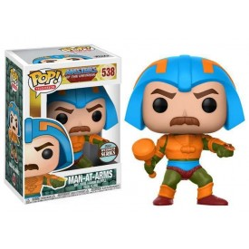 Funko Pop! Exclusive Figure Man-at-arms Master of the Universe
