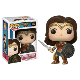 Funko Pop! Figure Wonder...