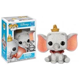Funko Pop! Exclusive Dumbo Diamond Glitter (con Brillantini) Disney