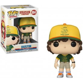 Funko Pop! Figure Dustin (At Camp) Stranger Things (Season 3)