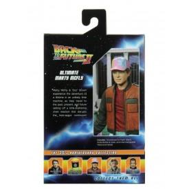 Action Figure Ultimate Edition NECA Marty McFly Ritorno al Futuro