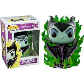 Funko Pop! Exclusive Figure Maleficent (Green Flame) Disney