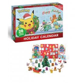 Pokémon Calendario dell'Avvento 24 Sorprese Natale