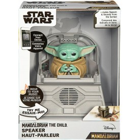 Statuetta Altoparlanti Bluetooth The Child Mandalorian