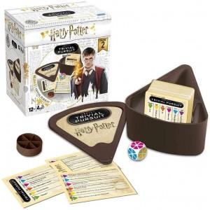 Trivial Pursuit Versione Italiana Harry Potter Vol. 2 Winning Moves