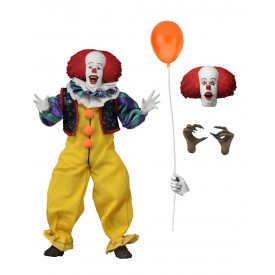 Action Figure NECA Pennywise Stephen King's IT