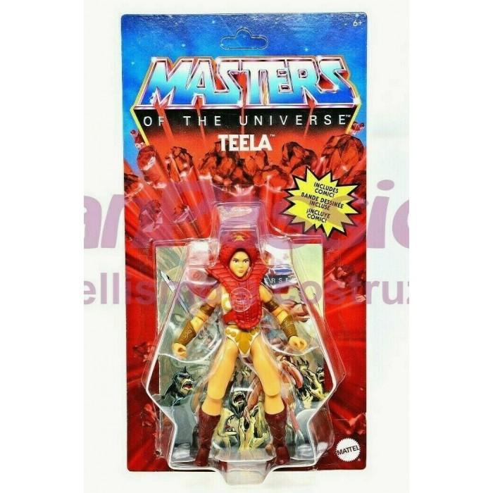 Action Figure Teela Masters of the Universe Origins