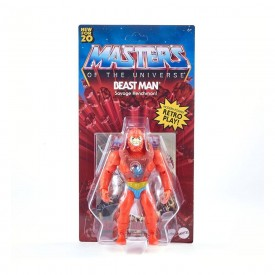 Action Figure Beast Man Masters of the Universe Origins