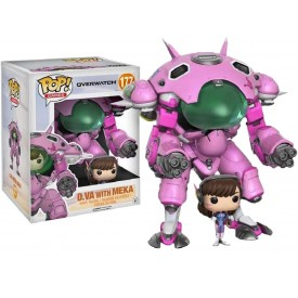 Funko Pop! Figure D.va with...