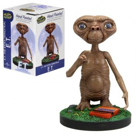 Head Knocker Figure E.T. The Extraterrestrial NECA