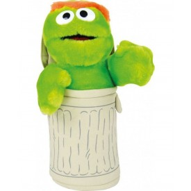 Peluche Oscar The Grouch Sesame Street