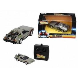 Modellino NECA Radiocomandato DeLorean Ritorno Al Futuro 1:32