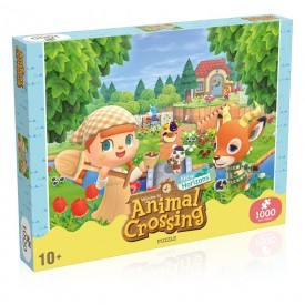 Puzzle Animal Crossing New...