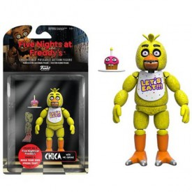 Action Figure Chica Five...