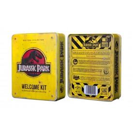 Welcome Kit Jurassic Park...