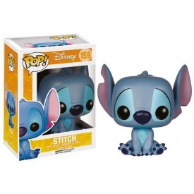 Funko Pop! Figure Stitch (Seated) Lilo & Sitch Disney