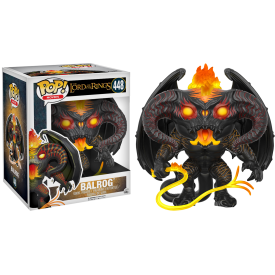 Funko Pop! Figure Balrog Lord of the Rings