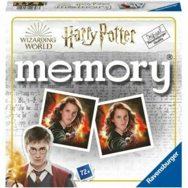 Memory Versione Italiana Harry Potter Ravensburger