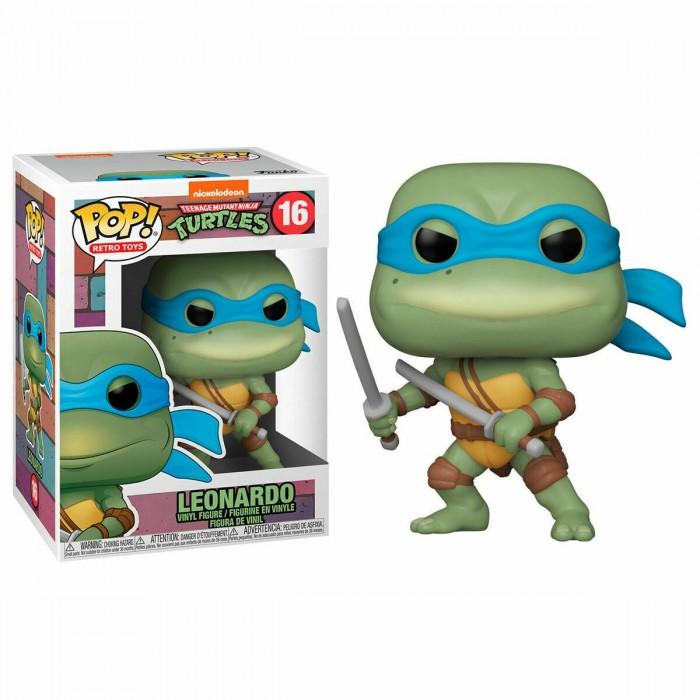 Funko Pop! Figure Leonardo Teenage Mutant Ninja Turtles