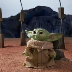 Peluche Parlante The Child (Baby Yoda) The Mandalorian Star Wars