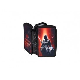 Astuccio due cerniere Darth Vader Star Wars