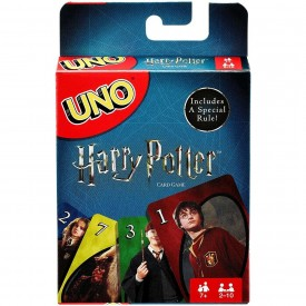 Gioco Carte UNO Harry Potter